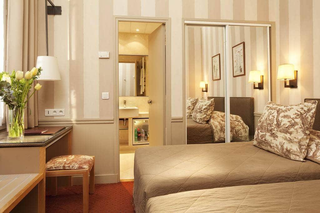 Hotel Des Deux Iles Notre Dame Paris