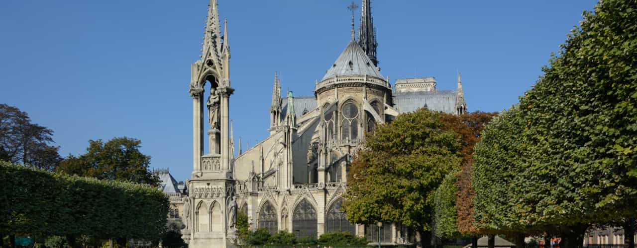Notre Dame Cathedral of Paris Facts