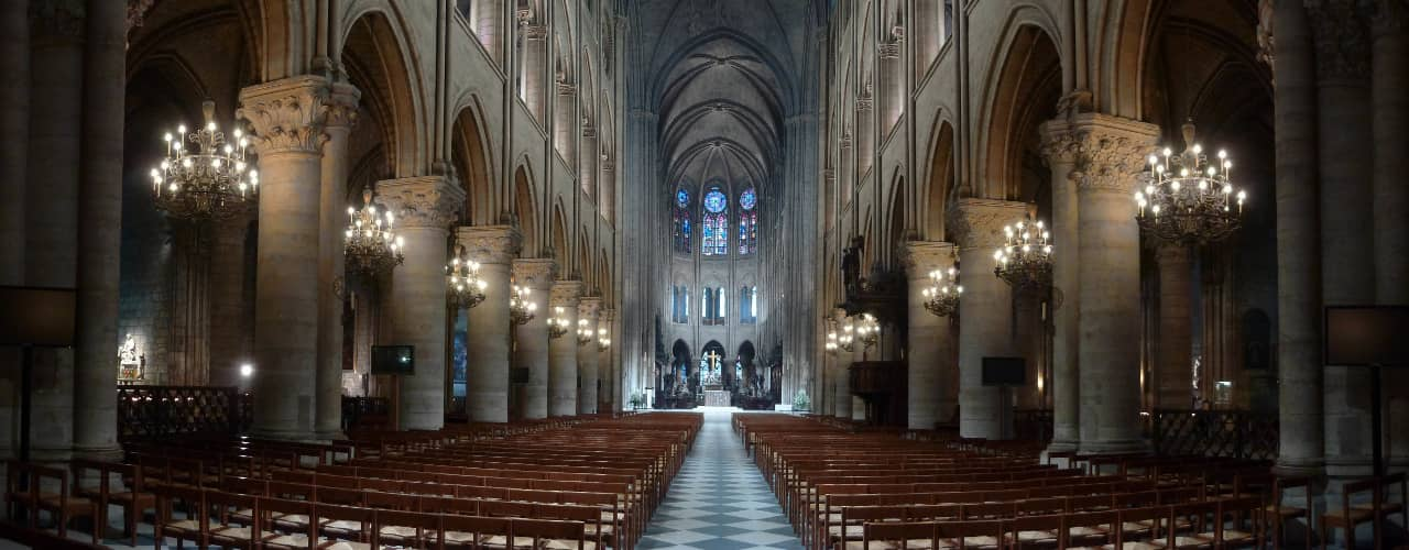 Notre Dame Cathedral of Paris History